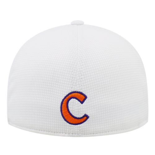 Top of the World Men's Clemson University Booster Plus Flex Cap - view number 2