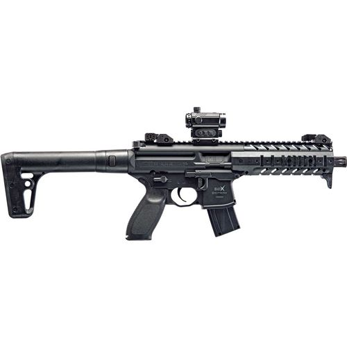 Display product reviews for SIG SAUER MPX .177 Caliber Semiautomatic Air Rifle