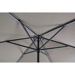 Quik Shade Ultra Brite Outdoor Cool Lighted Patio Umbrella - view number 6