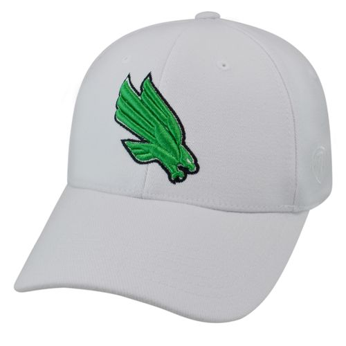Top of the World Men's University of North Texas Premium Collection Memory FIT Cap - view number 1