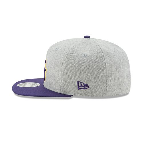 New Era Men's Louisiana State University Original Fit 9FIFTY® Cap - view number 4