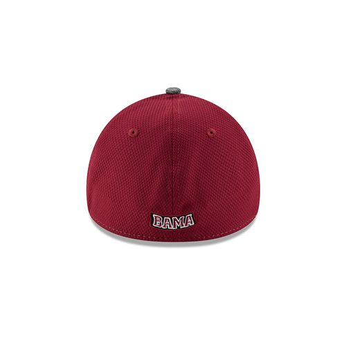 New Era Men's University of Alabama Shadow Blocker 39THIRTY Cap - view number 2