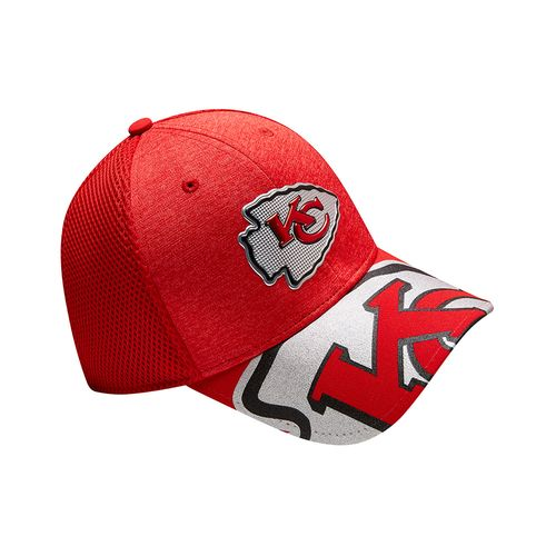 New Era Men's Kansas City Chiefs 39THIRTY NFL17 On Stage Cap - view number 8