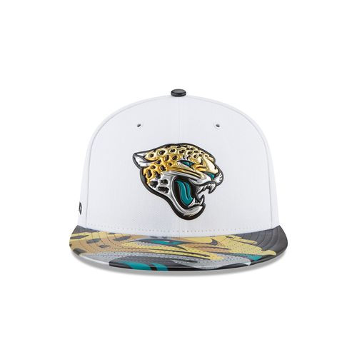 New Era Men's Jacksonville Jaguars 59FIFTY NFL17 Official On Stage Cap - view number 1