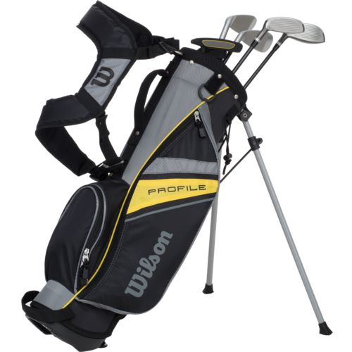 Wilson Juniors' Profile Medium Golf Set - view number 1