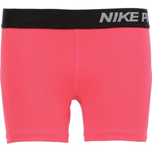 Display product reviews for Nike Girls' Pro Cool Short