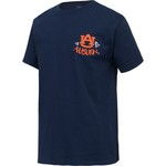 New World Graphics Girls' Auburn University Where the Heart Is T-shirt - view number 3