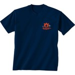 New World Graphics Girls' Auburn University Where the Heart Is T-shirt - view number 5
