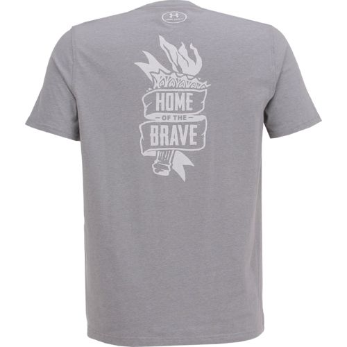 Under Armour Men's Home of the Brave Short Sleeve T-shirt - view number 1