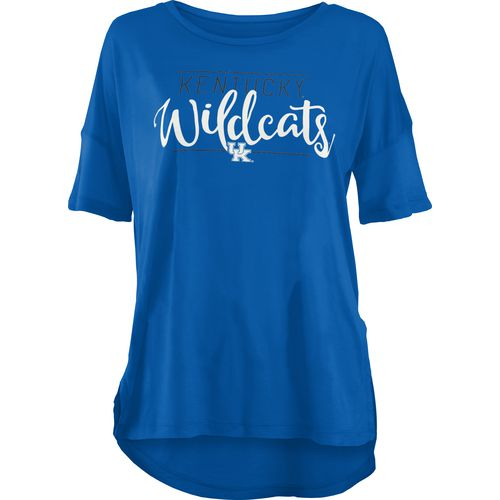 Three Squared Juniors' University of Kentucky Script T-shirt