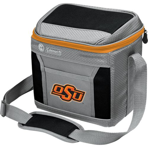 Coleman™ Oklahoma State University 9-Can Soft-Sided Cooler - view number 1