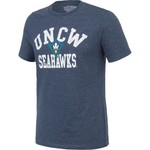 Colosseum Athletics Men's University of North Carolina at Wilmington Vintage T-shirt - view number 3
