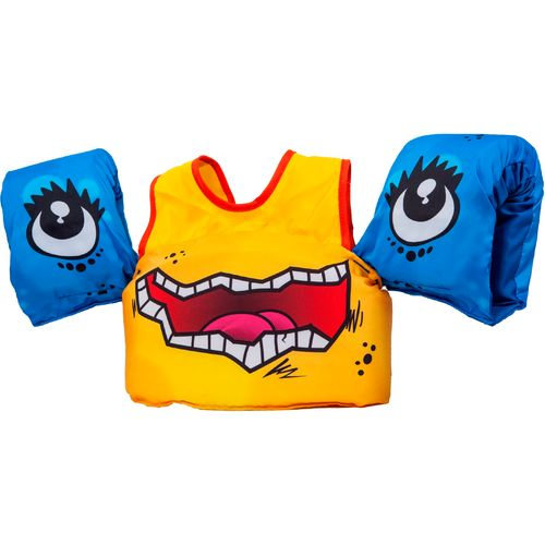 Body Glove Kids' Mnstra Paddle Pals Motion Swim Life Vest - view number 1