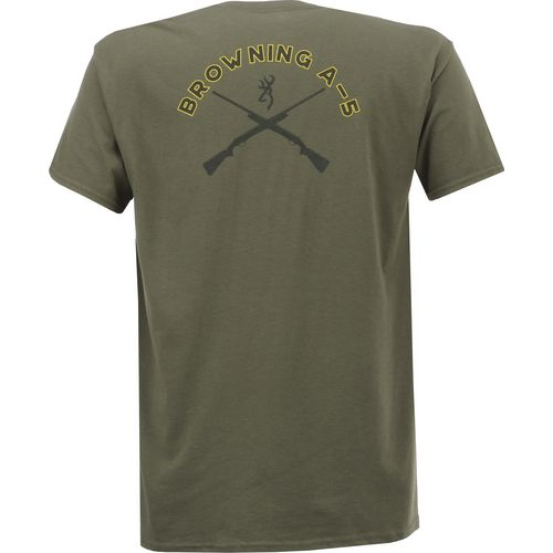 Browning Men's A-5 Classic Outdoor Graphic T-shirt