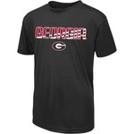 Colosseum Athletics Boys' University of Georgia Team Stripe T-shirt - view number 1