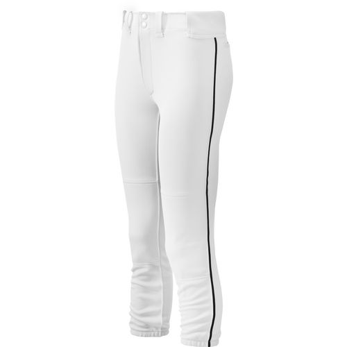 Mizuno Women's Select Belted Piped Softball Pant - view number 1