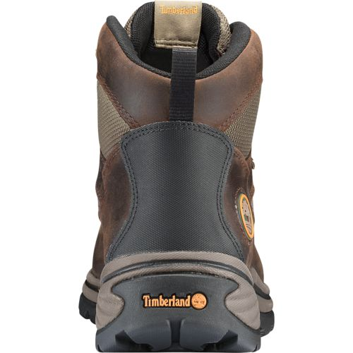 Timberland Men's Chocorua Trail Mid Waterproof Hiking Boots - view number 3
