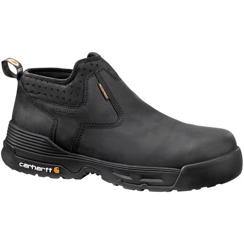 Display product reviews for Carhartt Men's Force 4 in Waterproof Slip On Work Boots