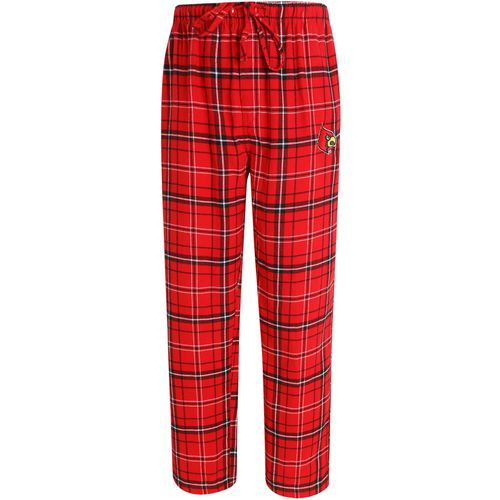 Concepts Sport Men's University of Louisville Ultimate Flannel Pant