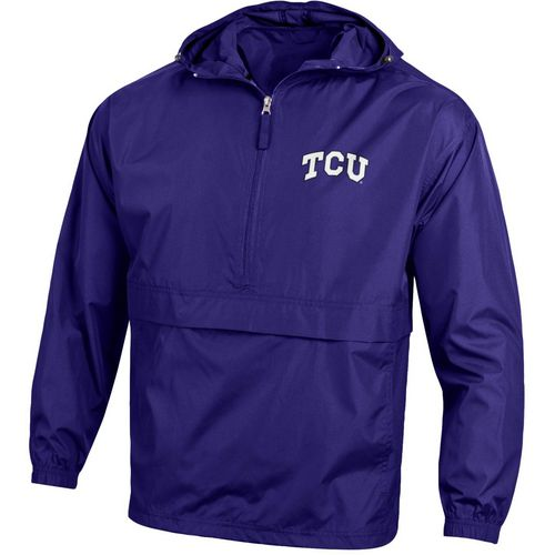 Champion Men's Texas Christian University Packable Jacket