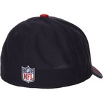 New Era Men's Houston Texans Onfield Sideline Team 2-Tone 39THIRTY Cap - view number 3