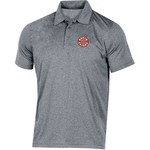 Champion Men's University of Louisiana at Lafayette Heather Polo Shirt - view number 1