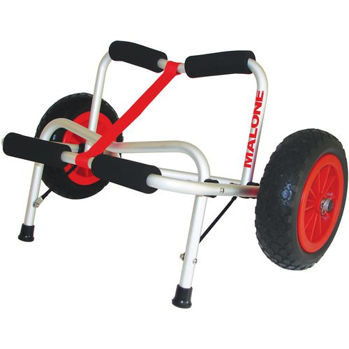 Malone Auto Racks Clipper Deluxe Universal Cart with No-Flat Tires