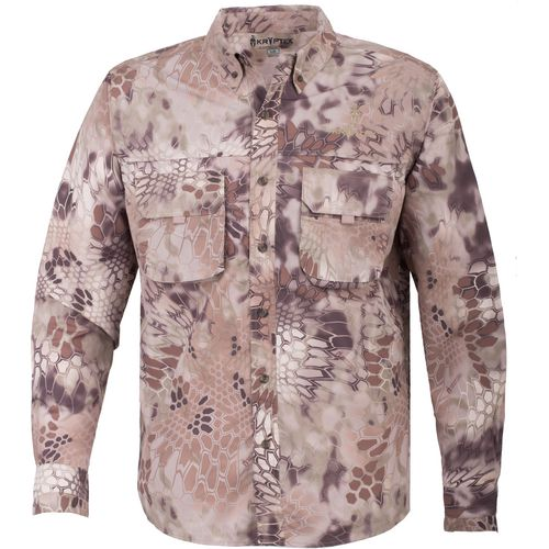 Kryptek Men's Adventure II Button-Down Shirt