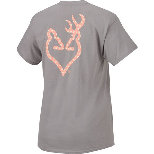 Browning Women's Star Buckheart T-shirt - view number 2