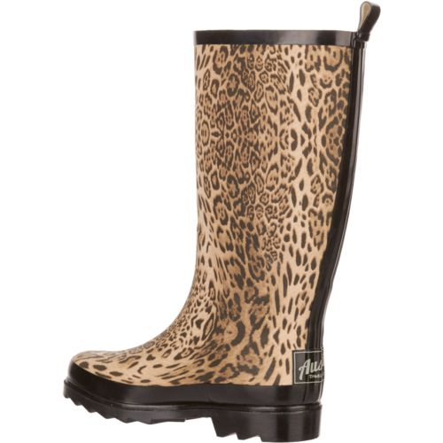 Austin Trading Co. Women's Leopard Rubber Boots - view number 3