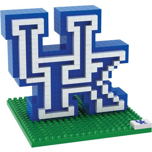 Forever Collectibles University of Kentucky BRXLZ 3-D Logo Puzzle