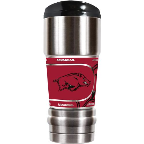 Great American Products University of Arkansas MVP 18 oz Travel Tumbler