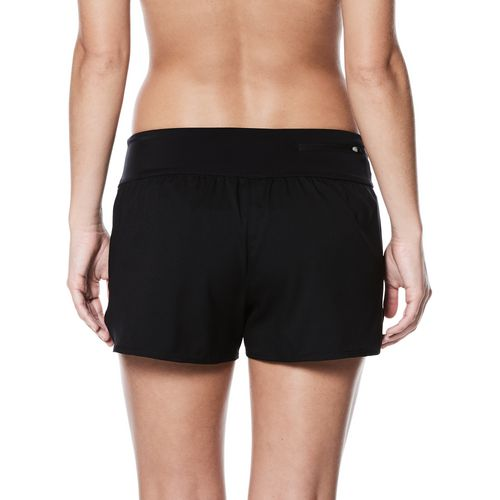Nike Women's Solid Swim Board Short - view number 2