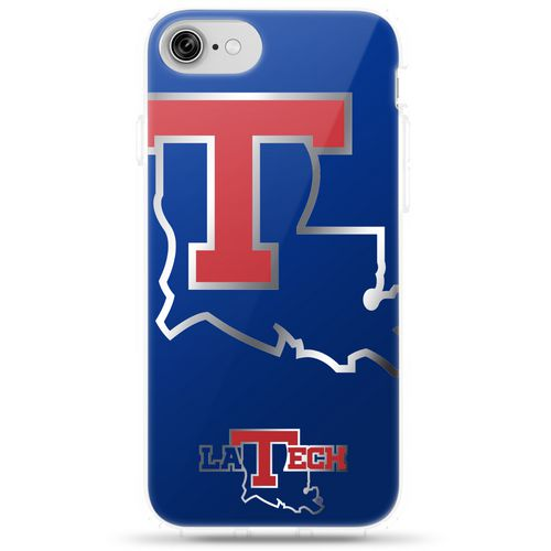 Mizco Louisiana Tech University Metallic iPhone 7 Case