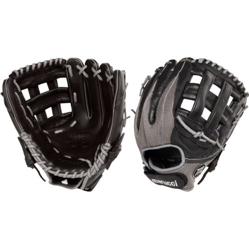 Marucci Kids' Geaux Mesh Series 11.5 in H-Web Baseball Infield Glove