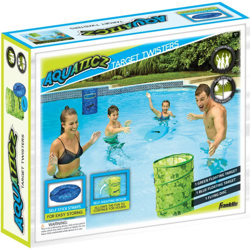 Franklin Aquaticz Target Twisters Set - view number 4
