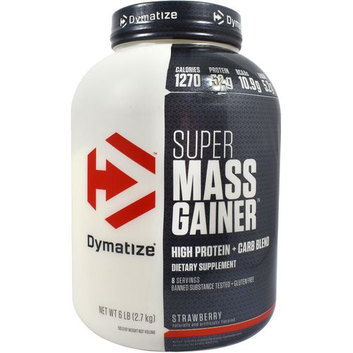 Display product reviews for Dymatize Super Mass Gainer