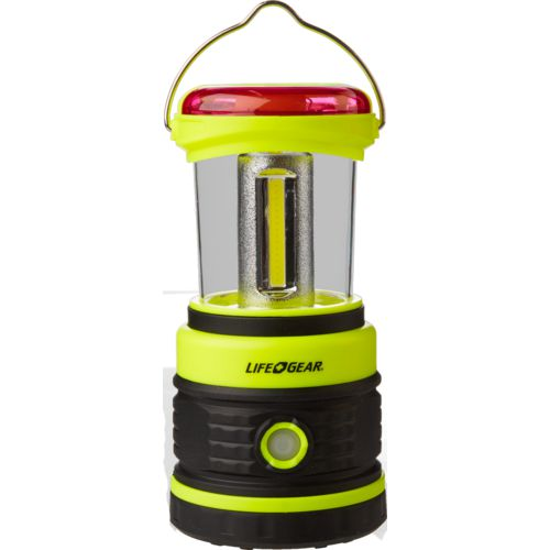 Life Gear 3-D 600 Lumen LED Adventure Electric Lantern
