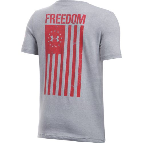 Display product reviews for Under Armour Boys' Freedom Flag T-shirt