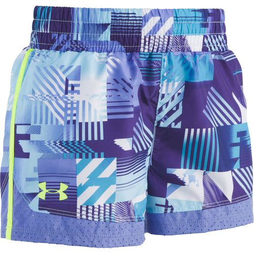 Under Armour Toddler Girls' Interface Sprint Shorts