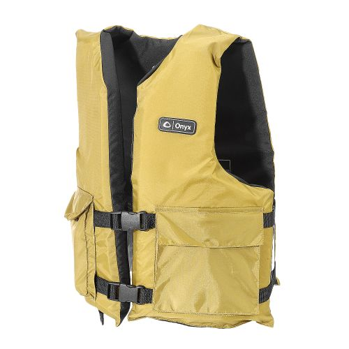 Display product reviews for Onyx Outdoor Universal Oversize Sport Flotation Vest