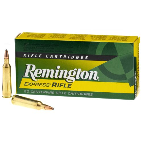 Remington .22-250 Remington 55-Grain Centerfire Rifle Ammunition - view number 1