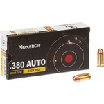 Monarch™ FMJ .380 Automatic 94-Grain Pistol Ammunition
