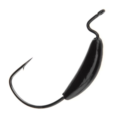 Big Bite Baits Pro Weighted Single Hooks 3-Pack - view number 1