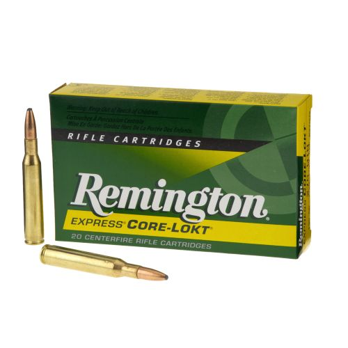 Remington Core-Lokt .270 Win. 130-Grain Centerfire Rifle Ammunition