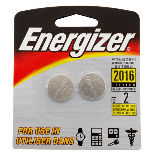 Display product reviews for Energizer® 3V Coin Lithium Batteries 2-Pack
