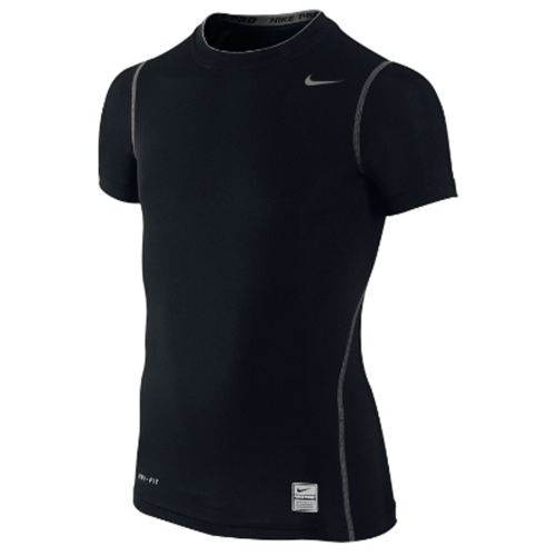 Nike Boys' Pro Core Short-Sleeve Training Shirt