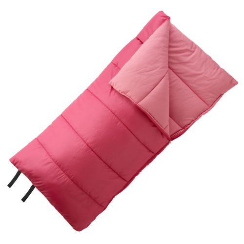 Timber Creek Girls' 50°F Rectangular Sleeping Bag