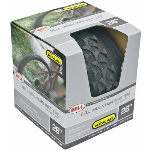 "Display product reviews for Bell 26"" Mountain Bike Tire™"