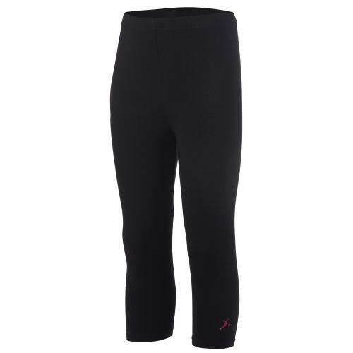 Capezio® Girls' Future Star Basic Capri Legging